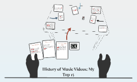 Copy of History of Music Videos: My Top 15