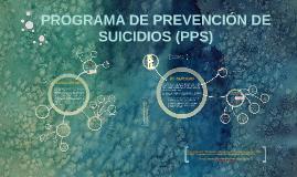 Copy of PROGRAMA DE PREVENCIÓN DE SUICIDIOS