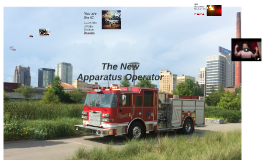 The New Apparatus Operator