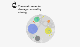 How does mining affect the environment?