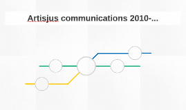 Artisjus communications 2010-...