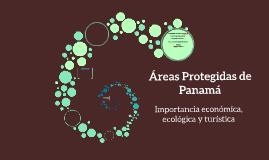Areas Protegidas de Panamá