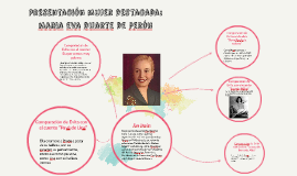 Copy of Presentación mujer destacada: maria eva duarte de perón