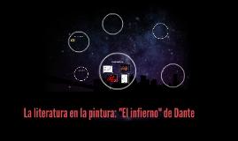 """La literatura en la pintura: """"El infierno"""" de Dante"""