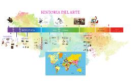 LINEA DEL TIEMPO: Historia del Arte