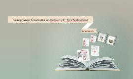 Mehrsprachige Zeitschriften im Bratislava der Zwischenkriegszeit