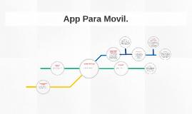 App Para Movil.