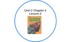 Unit C Chapter 2 Lesson 2