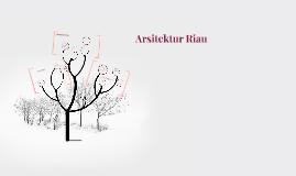 Arsitektur Riau