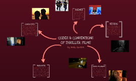 Codes & Conventions of Thriller Films