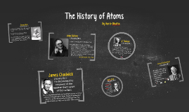 The History of Atoms