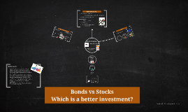 Bonds vs Shares
