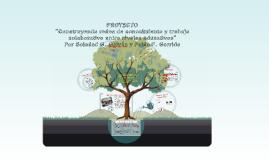 Construyendo redes de conocimiento y trabajo compartido entre niveles educativos