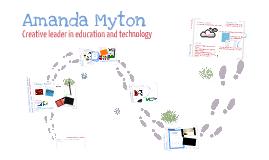 Amanda Myton - Resume
