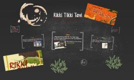 Rikki Tikki Tavi