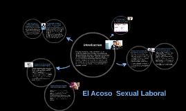 El Acoso Sexual Laboral