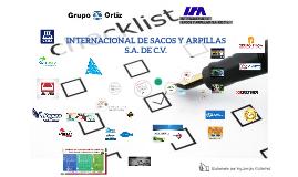 INTERNACIONAL DE SACOS Y ARPILLAS S.A. DE C.V.
