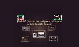 JOVILCO (Jóvenes por la vigencia del ideario de Luis Donaldo