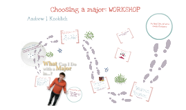 Choosing a Major: Workshop