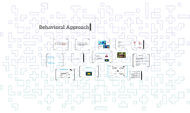 Behavioral Approach