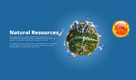 Copy of Natural Resources