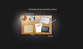 Copy of Elementos de las secciones conicas