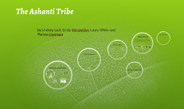 The Ashanti Tribe