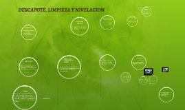 Copy of DESCAPOTE Y LIMPIEZA