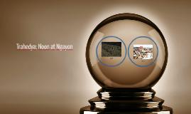 Trahedya: Noon at Ngayon