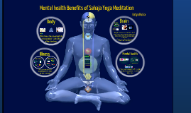 Sahaja Yoga Meditation mental health english