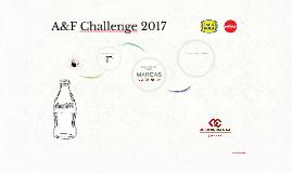 A&F Challenge 2017