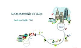 Almacenamiento de datos