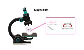 Magnetism ~.~