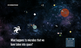 What happens to microbes that we have taken into space?