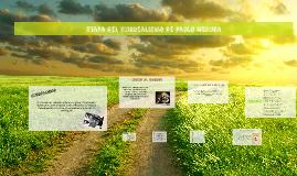Etapa del Surrealismo de Pablo Neruda