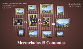 Mermeladas & Compotas