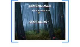 SEMEADORES