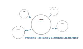 Partidos Políticos y Sistemas Electorales