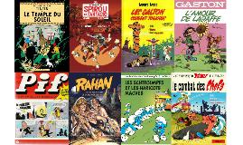 Les bandes dessinées françaises