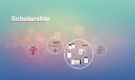 Scholarship proposal
