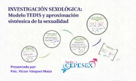 Conferencia: Aproximación sistémica de la sexualidad