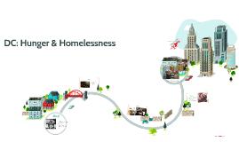 DC: Hunger & Homelessness