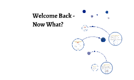 Welcome Back -