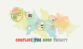 Conflict^ The good enemy?