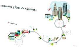 Copy of Algoritmo y tipos de algoritmos