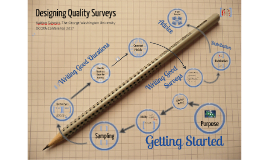 DCCPA - Designing Quality Surveys
