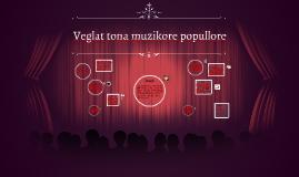 Veglat tona muzikore popullore