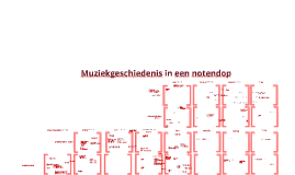 Muziekgeschiedenis