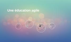 Une éducaton agile