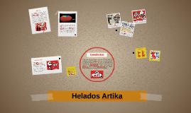 Copy of Helados Artica